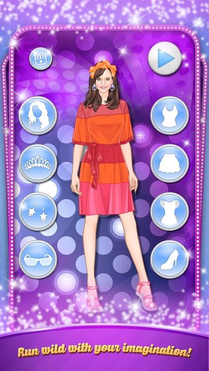 Home Fashion - Dress up game