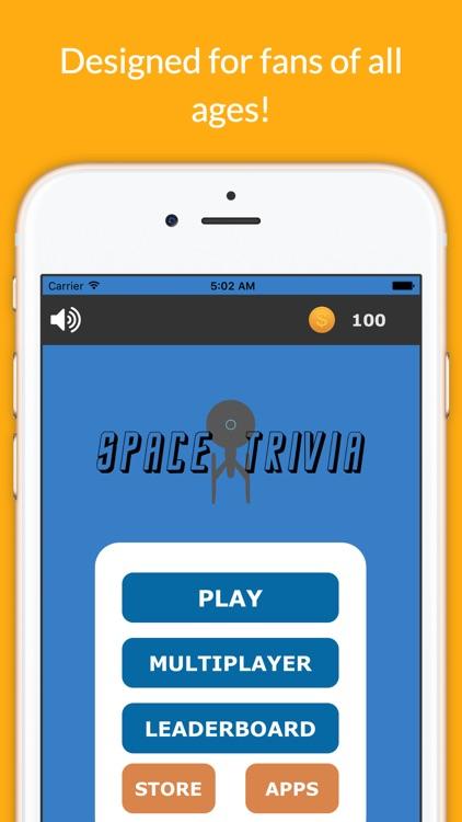 Space Trivia - Star Trek Fan Edition screenshot-3