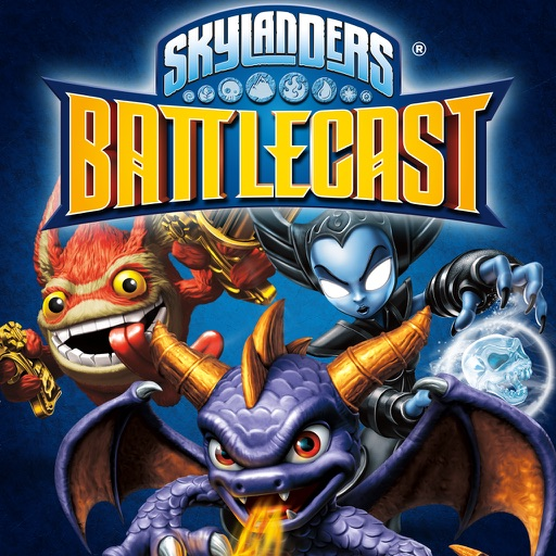 Skylanders Battlecast icon