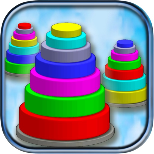 Tower Of Hanoi.