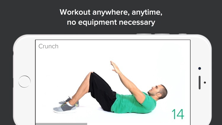 Quick Fit - 7 Minute Workout, Abs, and Yoga