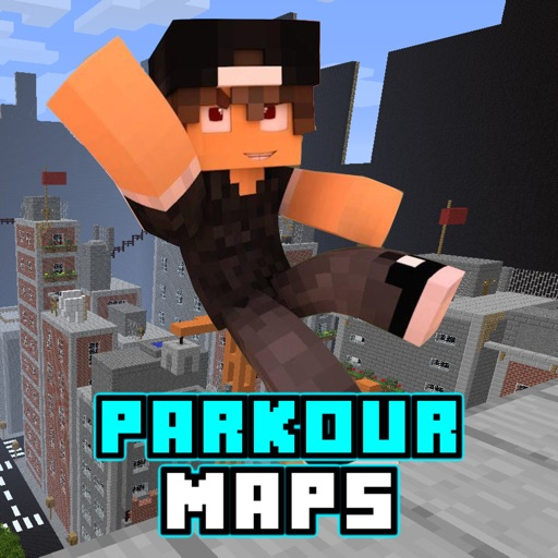 Parkour Maps for MINECRAFT PE (POCKET EDITION) ! by