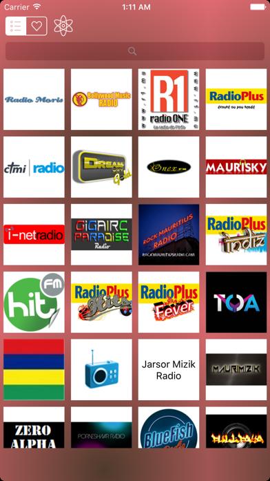 Radio  Mauritius screenshot three
