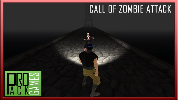Call of Evil War - The zombie attack survival game screenshot-3