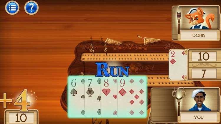 Aces Cribbage screenshot-3
