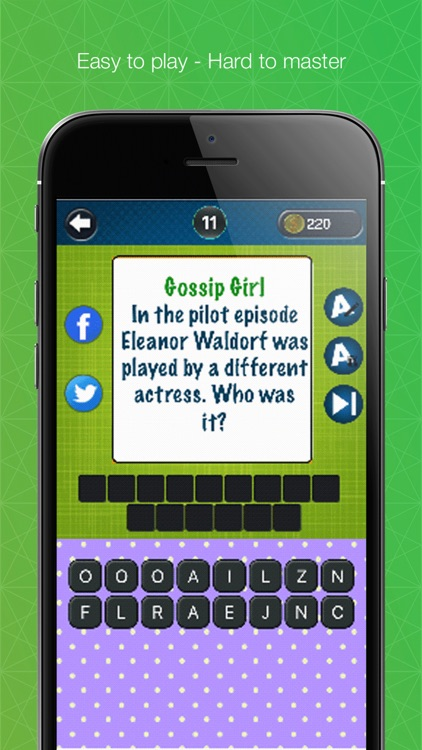Tv Show Quizess - Outstanding tvshow Episode Quiz screenshot-4