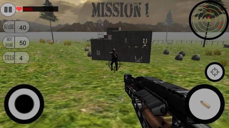 Elite Commando X 3D screenshot-4