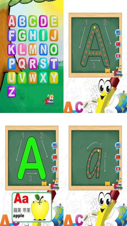 Kids Learn to Write Free screenshot-2