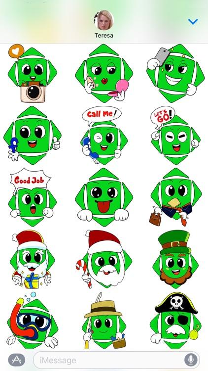 AspectKey Stickers