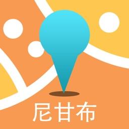 尼甘布中文离线地图