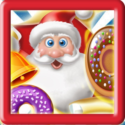 Candy Cookie Match Maker Hexa Puzzle For Christmas
