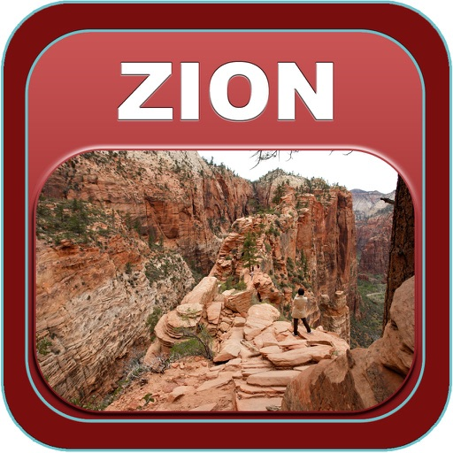 Zion National Park-Offline Map