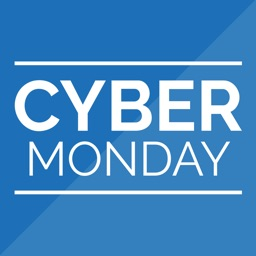 Cyber Monday Stickers - Sale & Discount Badges