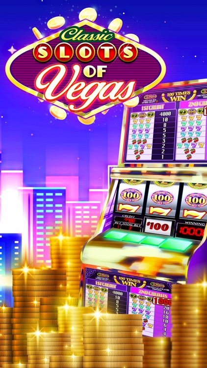 Classic Slots of Vegas screenshot-4