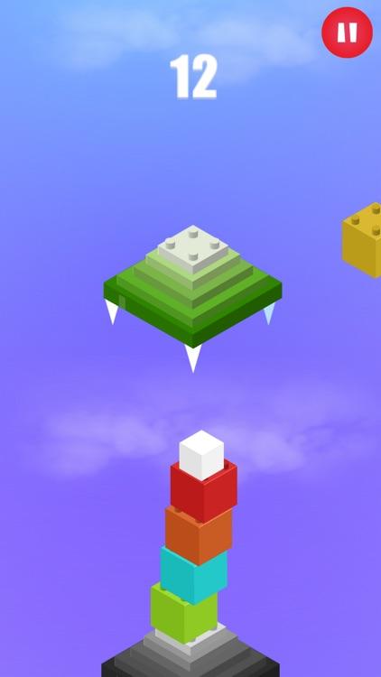 Stack Mania Color Blocks screenshot-3