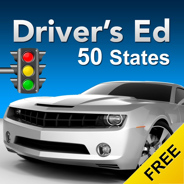 Driver S Education: Drivers Ed Free: DMV Permit Practice Driving Test On The