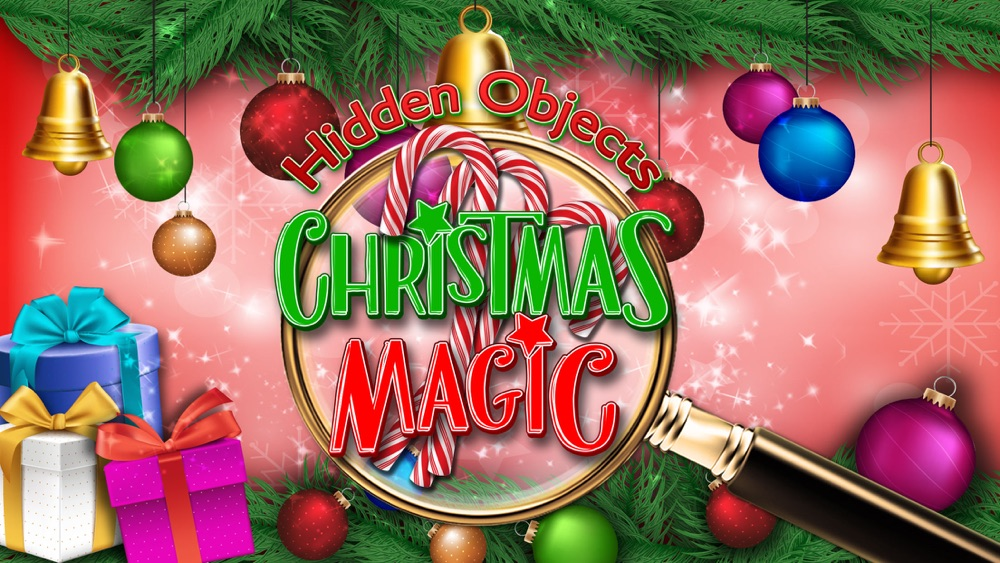 Hidden Objects Christmas Magic Winter Holiday Time Cheat Codes
