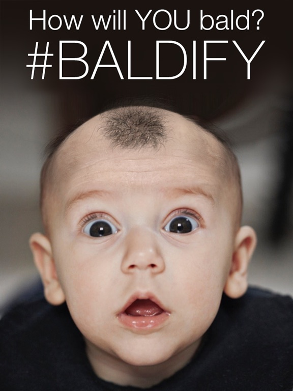 Baldify - Go Bald Screenshots