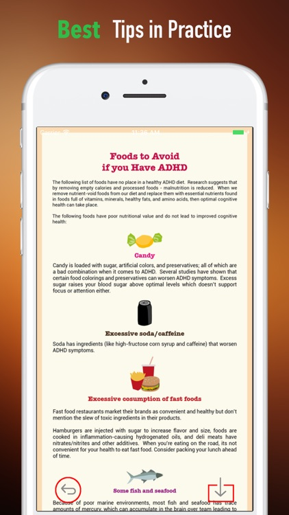Kid ADHD and Autism Cookbook-Guide and Tutorial screenshot-3