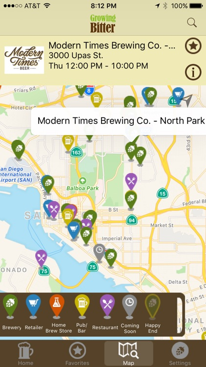 Growing Bitter - Craft Beer Map, Deals and Events
