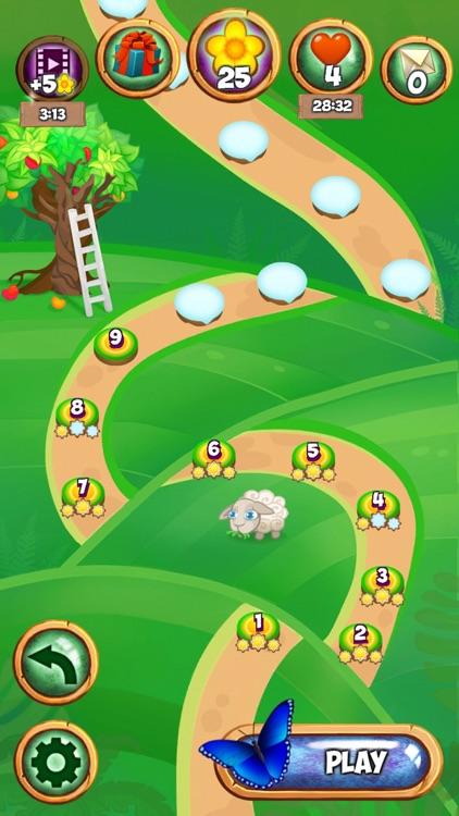 Solitaire Frozen Fairy Tales: Tripeaks Card Game screenshot-3