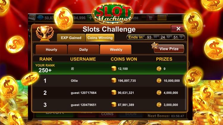 Slot Machines by IGG screenshot-4