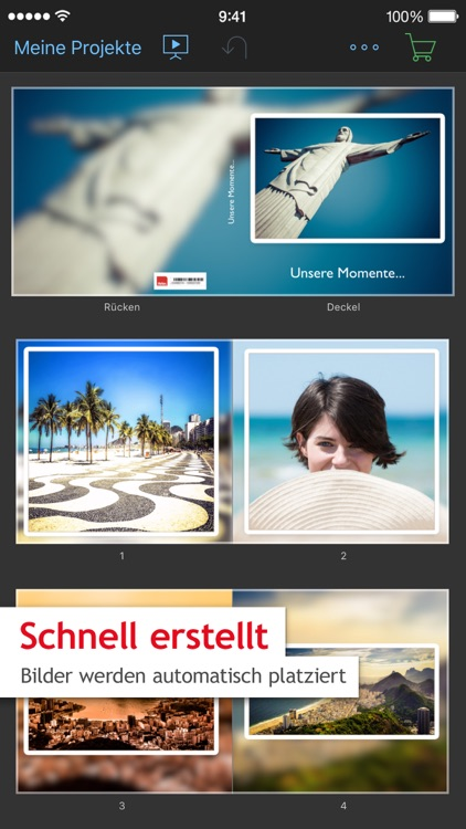 ifolor Geschenk Booklet screenshot-3