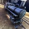 狂野 小火车 酷跑 - 3D 铁路 天天 飙车