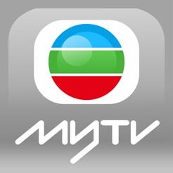 在App Store 上的「myTV」