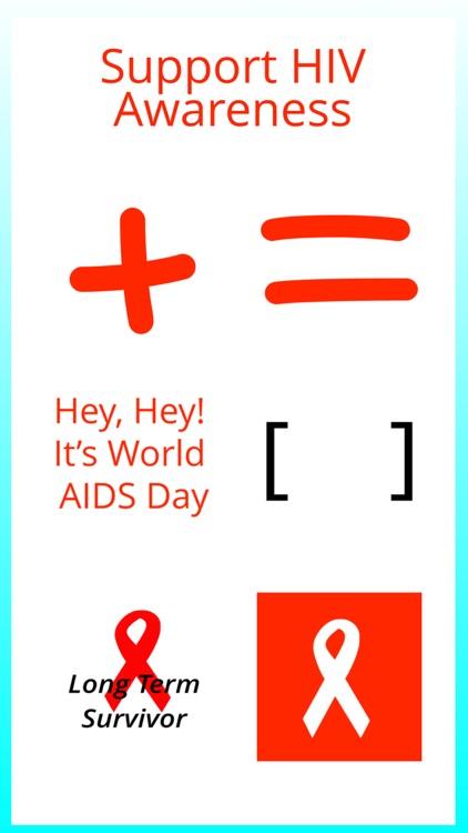 HIV Awareness for World AIDS Day screenshot-3