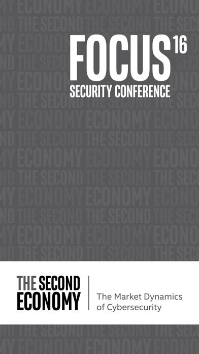 点击获取FOCUS 16 Security Conference