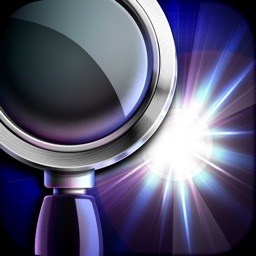 iMagnifier - Magnifying Glass Flashlight