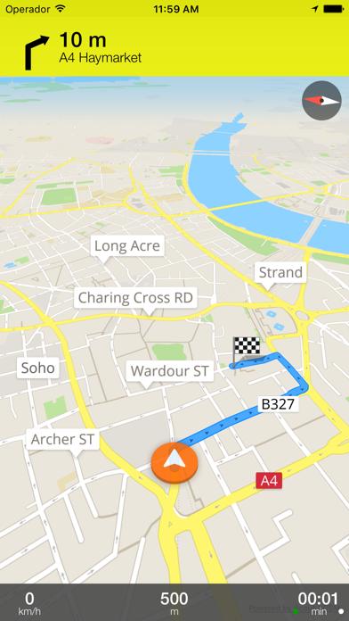 Cannes mapa offline y guía de viajeCaptura de pantalla de5
