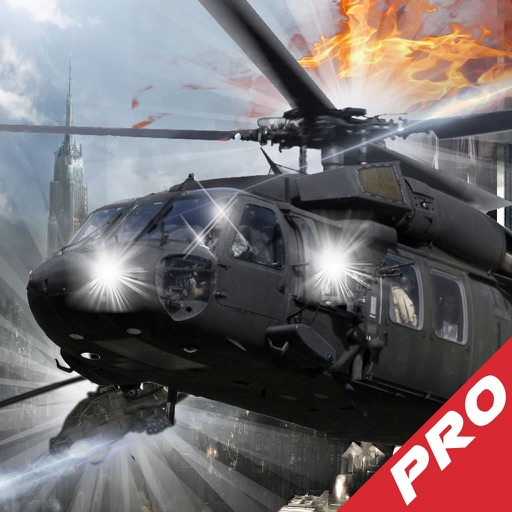 Copter Combat Strong Pro - Simulator Race Helicopter Game
