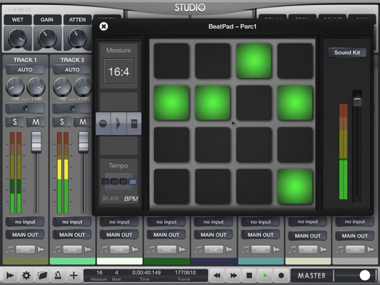 Pocket Studio Screenshot