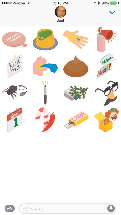 JokeU - Sticker Pack