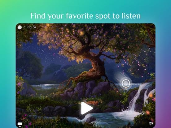 Screenshot #4 for Away ~ Nature Sounds to Sleep