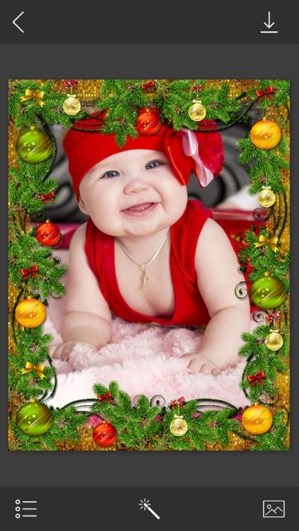 Christmas HD Frame - insta frames for photo