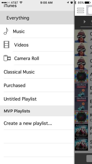 Mvp Video Playlist review screenshots