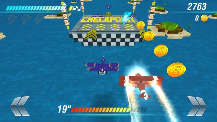 Airplane Craft War . Flight Combat Simulator screenshot-3