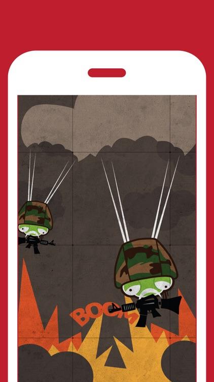 OFU invasion
