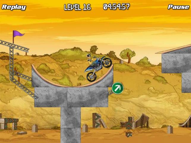 Bike Champion, game for IOS