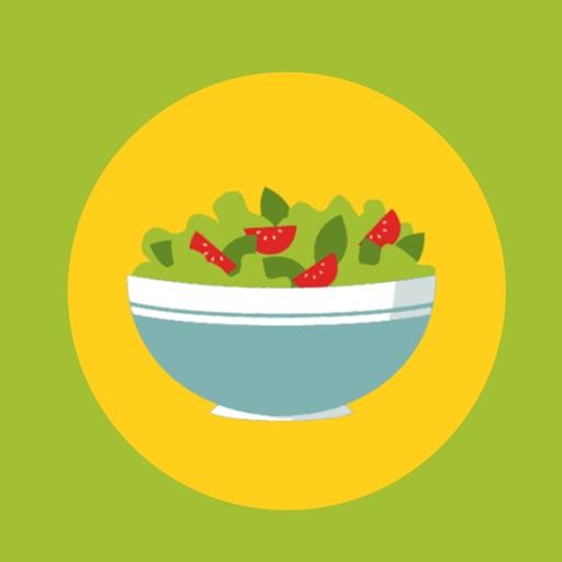 Healthy vegetarian breakfast salad food recipes