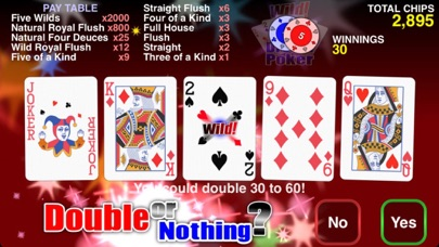 Wild card poker five of a kind best roulette predictor app
