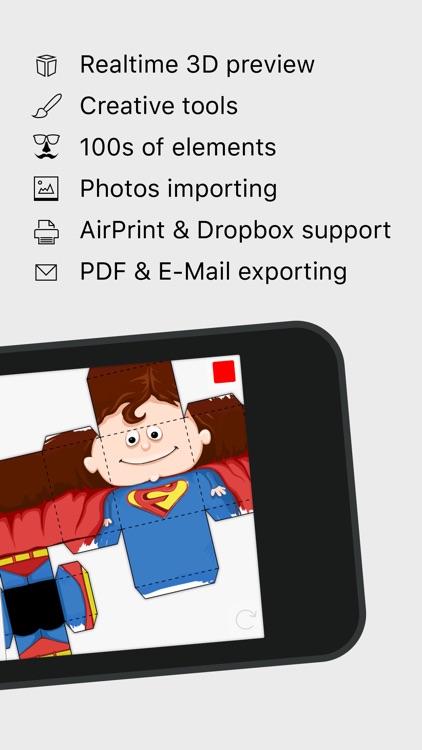 Foldify - Create, Print & Fold