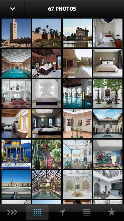 Marrakech: Wallpaper* City Guide screenshot-1