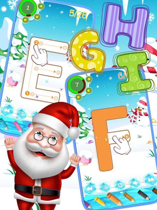 A To Z Alphabets Letters ABC Phonics Kid Activity