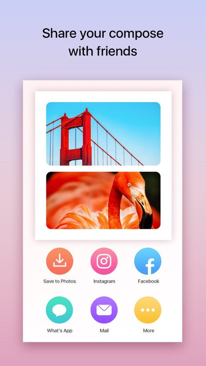 iCollage - The quickest photo collage maker app screenshot-4