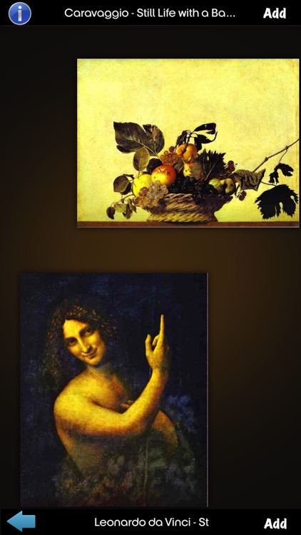 Italian Art Gallery screenshot-1