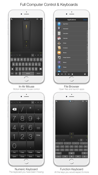 Mobile Mouse Remote Screenshot
